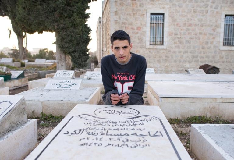 Mohammed al-Kurd, West Jerusalem