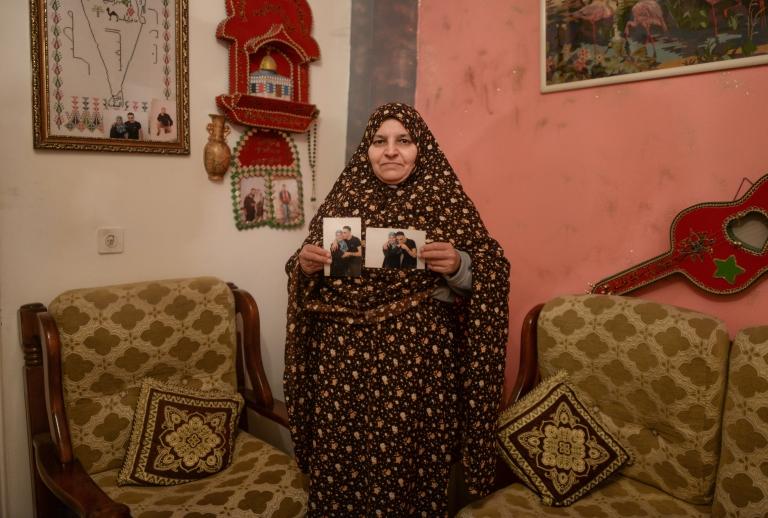Samiha Afandi-om Raed, Deheisha Refugee Camp