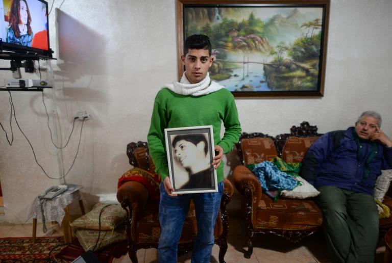 Murad, Deheisha Refugee Camp, Bethlehem